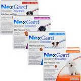 nexgard for dogs 60 120 lbs products
