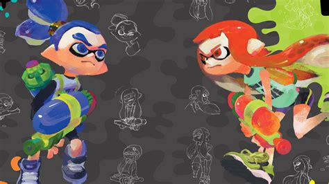 art of splatoon the splatoon s art book is filled with concept art comics and more polygon