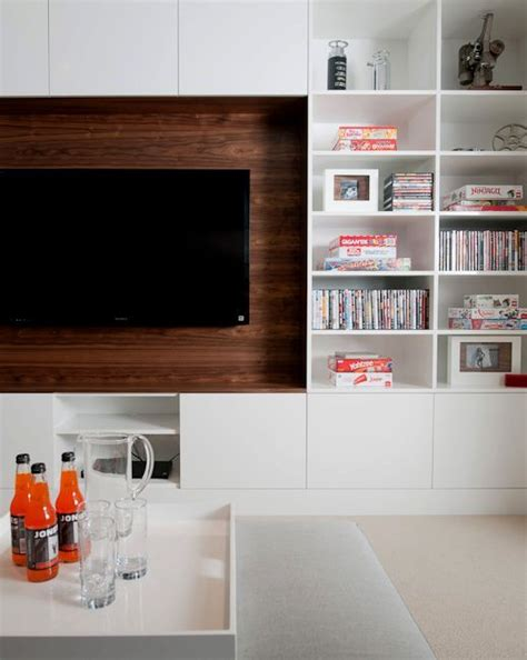 Contemporary Living Room Tv Cabinets 25 Best Ideas About White Built Ins On Built
