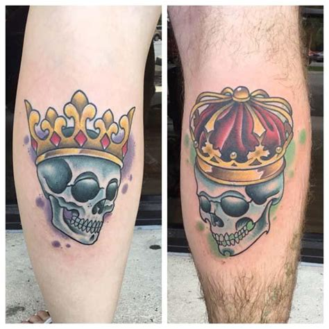 no kings tattoo unify company tattoos skyler drago king