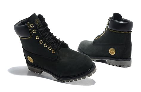 timberland mens authentic 6 inch 10061 boot metal logo