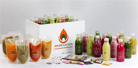 Juice And Soup Detox by 7 Day Juice And Soup Cleanse Juice Revolution