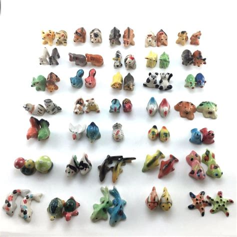 miniature animal figurine shop collectibles online daily