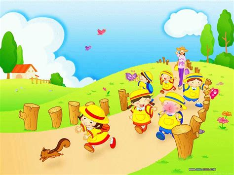 wallpaper anak anak bermain layanan kelompok bermain kober paud terpadu ashoofaati