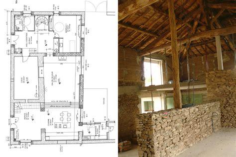 Plan Grange by Architecte Chasselay