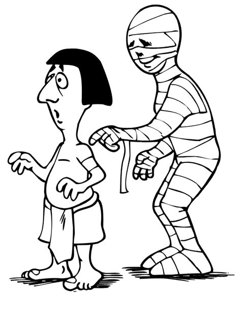 coloring pages egyptian mummies mummy coloring page mummy with ancient egyptian