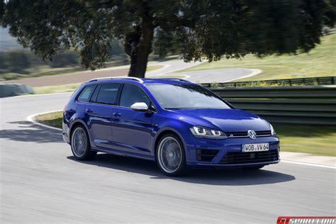 Volkswagen Golf R Review by 2016 Volkswagen Golf R Variant Review Gtspirit