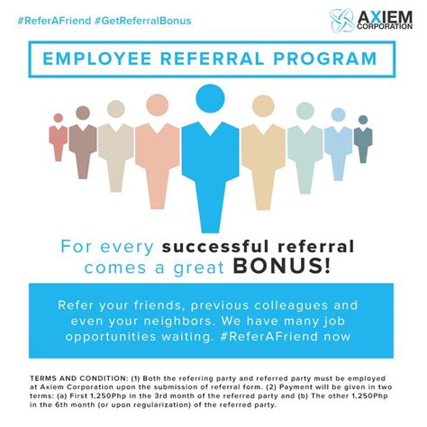 sample referral bonus flyer
