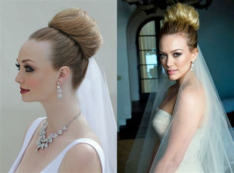 Wedding Hairstyles Big Bun by Easy Donut Bun Hairstyles To Create Neat Image