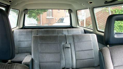 volkswagen vanagon interior pictures cargurus