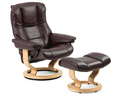 stress less recliner leather recliner chairs stressless chelsea stressless