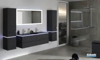 meuble salle de bain led halo sanijura espace aubade