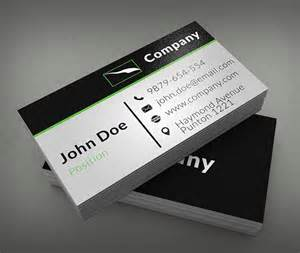 print free business cards 25 free business cards psd templates print ready design