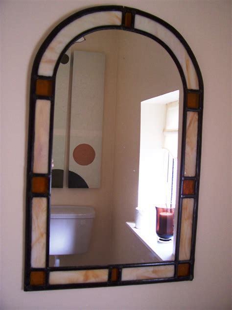 glass mirrors for bathrooms crinken glass