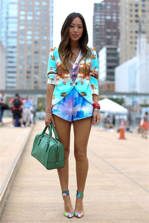 Looks Of The Week by Aninha S New York Fashion Week Style