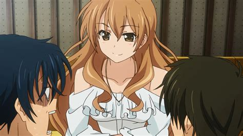 Golden Time Anime Hay Impresiones Golden Time Anime En Espa 241 Ol