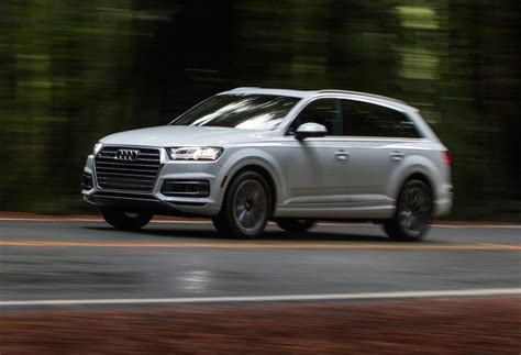 audi with 3rd row seating 2017 audi q7 review seating capacity 3rd row