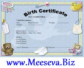 Time Of Birth Records Birth Certificate Canada Template Large Certificate Contains The Individual S