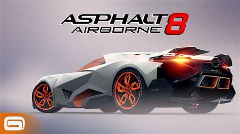 Asphalt 8 Lamborghini Egoista asphalt 8 airborne lamborghini egoista r d starting