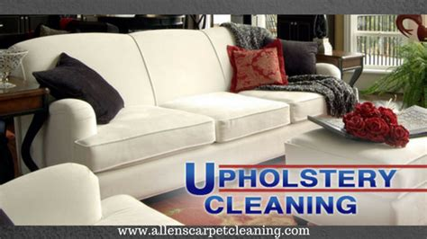 Upholstery Cleaning Services Huntsville Allen S Carpet
