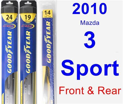 2010 mazda 3 wiper blades 17 best ideas about mazda 3 sport on mazda 3