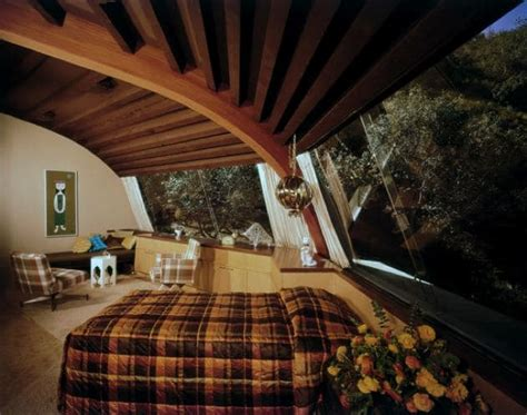 Midcentury Modern Architecture - chemosphere malin house john lautner julius shulman 2 mid century home