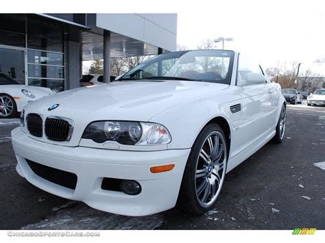 2006 bmw m3 convertible for sale 2006 bmw m3 convertible in alpine white k12208