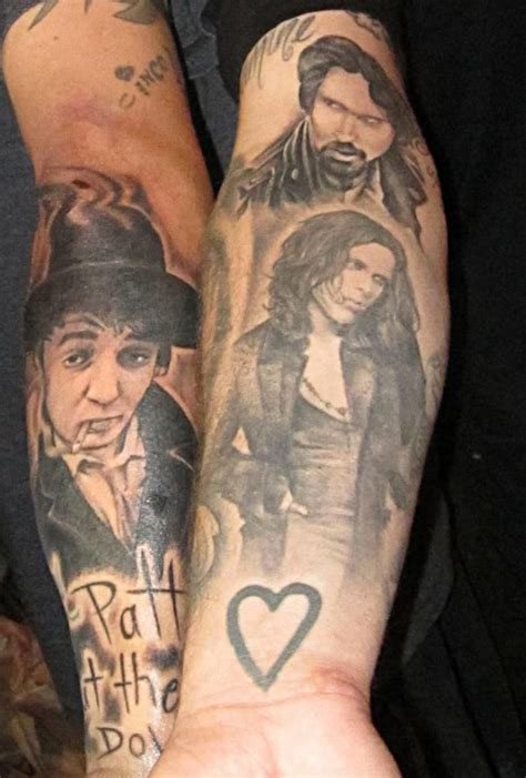 ryan dunn tattoos bam margera tattoos bam margera and