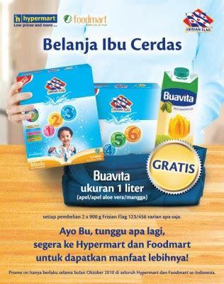 Buavita Apel 1 Liter gratis buavita setiap pembelian frisian flag 123 456