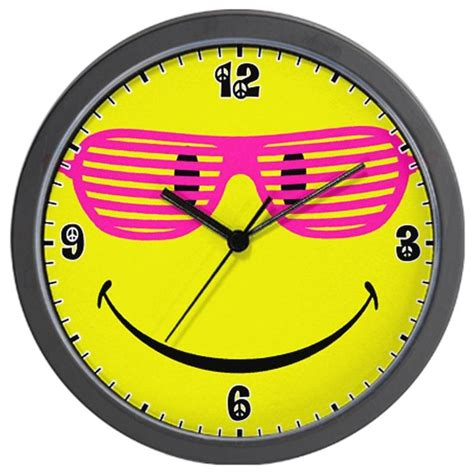 cool clock faces happy clock clipart best