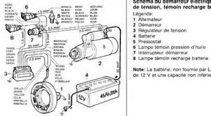 lombardini montage du r 233 gulateur de tension sur
