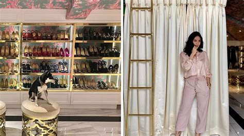 celebrity closet instagram a look inside 5 dreamlike celebrity closets rl