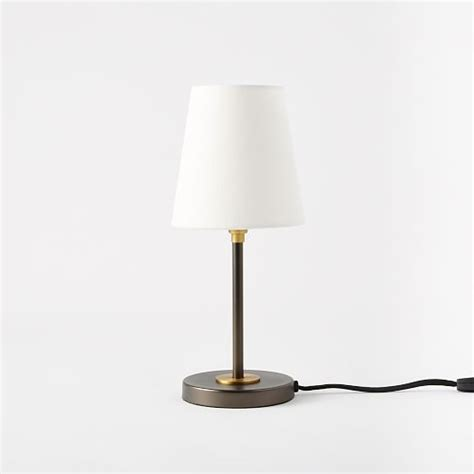 Small Table Lamp West Elm Arc Mid Century Table Lamp Small West Elm