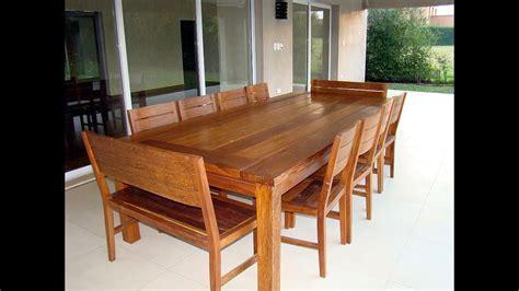 comedores de madera del arbolcomar muebles de madera