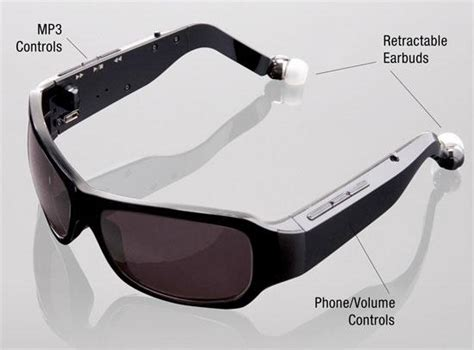 10 geeky high tech glasses slide 2 slideshow from