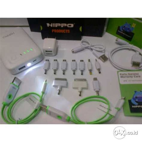 Hippo Powerbank Czar 6000mah Brown mah cleopatra