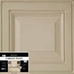 Nuvo Cabinet Makeover Kit Nuvo 2 Qt Taupe Cabinet Paint Kit Fg Nu Taupe R