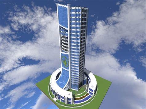 Quartz Tower #6 ? Minecraft Building Inc
