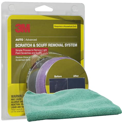 Disc Pad Kc Racing Megapro New 3m scratch remover kit microfiber cloth kit mmm39071kit