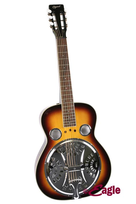 Ozark 3515sq Resonator Guitar