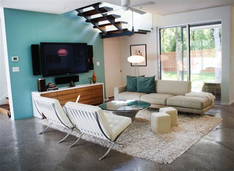 Urbanspace Interiors by Reader Q Painting Accent Walls In A Rental The Borrowed