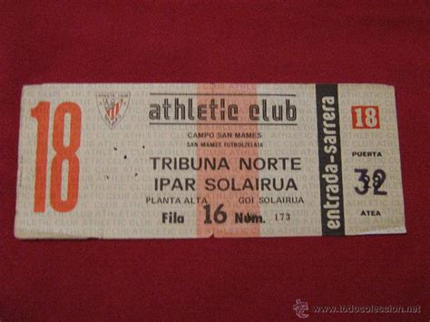 athletic de bilbao entradas entrada co san mames athletic club de bilb comprar