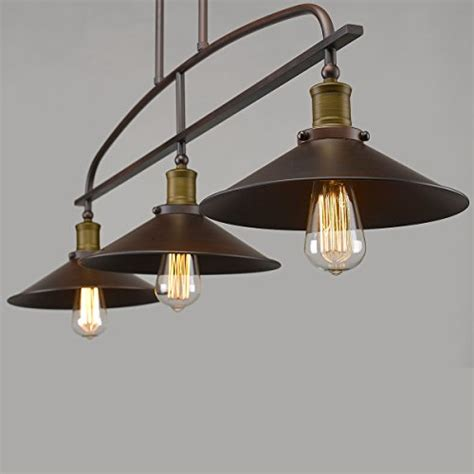 vintage kitchen light fixtures yobo lighting antique kitchen island pendant 3 light
