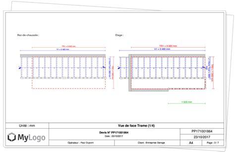 Configurateur Escalier Quart Tournant 4548 by Configurateur D Escalier Batitrade