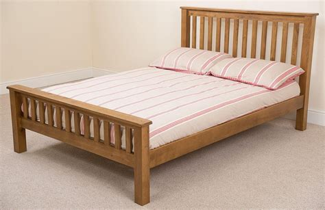 oak king size bed cotswold rustic solid oak king size bed oak furniture king