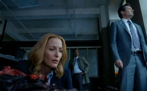 review quot the x files quot home again bloody disgusting