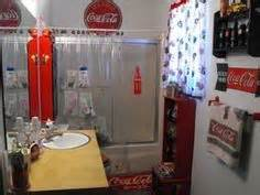 coca cola bathroom decor 1000 images about coca cola room themes on pinterest