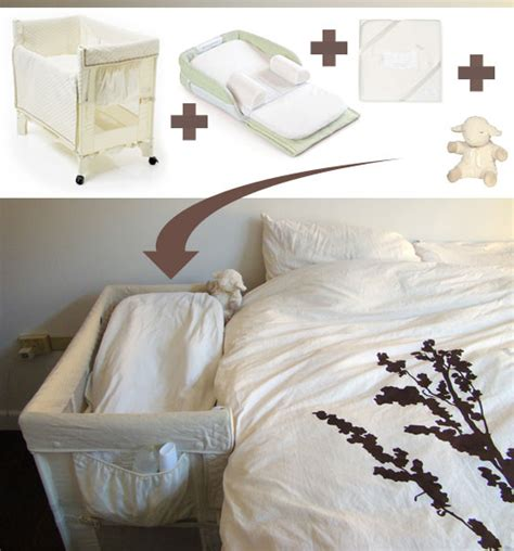 co sleeper attaches to bed safe co sleeping with the arm s reach co sleeper inhabitots