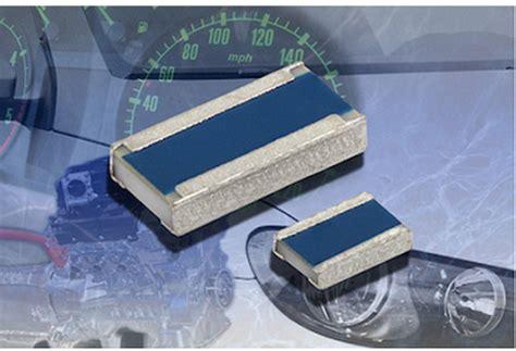 vishay thin chip resistor wide terminal thin chip resistors electronic products