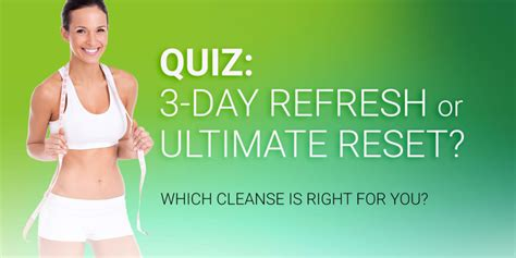 Which Detox Diet Is Right For Me Quiz by Quiz Which Beachbody Cleanse Is Right For You The